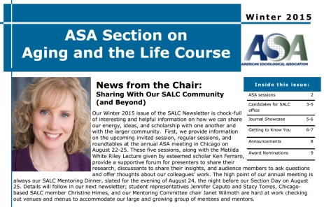 SALC Newsletter